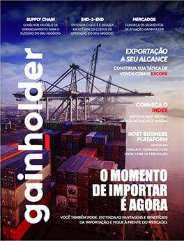 Portfólio importação e exportação