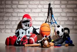 Como importar material esportivo