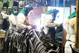Indústria de máquinas e equipamentos cresceu 6% no último trimestre