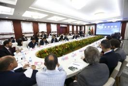 China pretende ampliar investimentos no Brasil